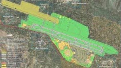 """""""Όχι στην κατασκευή του αεροδρομίου στο Καστέλι εαν αυτό δεν γίνει στις σωστές οικονομικές βάσεις"""""""