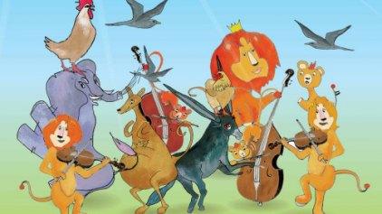 """""""Το Καρναβάλι των ζώων"""" στο Βιβλιοπωλείο Δοκιμάκης"""