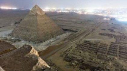 Οι Πυραμίδες χτίστηκαν όταν κυριαρχούσαν τα μαμούθ