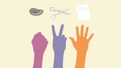 Πέτρα - ψαλίδι - χαρτί: πώς γεννιούνται οι μόδες