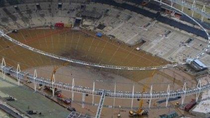 Ανησυχία για τα γήπεδα του Μουντιάλ