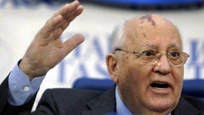 Ο Γκορμπατσόφ «βλέπει» νέες πολιτικές ταραχές στη Ρωσία