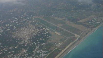 Ιδανική η Κρήτη (και το Τυμπάκι) στην έξοδο από το Σουέζ προς την Ευρώπη!