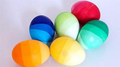 Ντεγκραντέ Πασχαλινά αυγά
