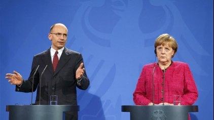 Μέρκελ: Η Ιταλία έχει κάνει «αξιοσημείωτα» βήματα προόδου