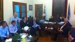 Το στρατόπεδο «Μαρκοπούλου» επί τάπητος στη συνάντηση με τον Υφυπουργό Εθνικής Άμυνας
