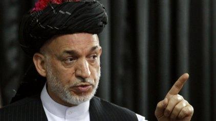 Η CIA χρηματοδοτούσε τον αφγανό πρόεδρο Χ. Καρζάι