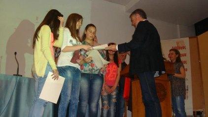 Βραβεία στα έργα των γαλλομαθών μαθητών