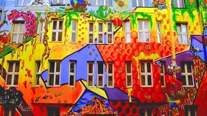 Η αγάπη του για τα γκράφιτι του «έβαλαν» ... χειροπέδες!