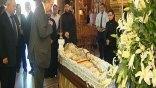 Το στερνό αντίο του Κωνσταντίνου Μητσοτάκη στον Ειρηναίο