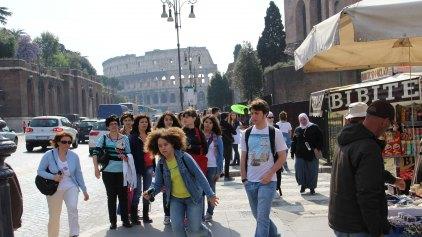 Οι μαθητές του 2ου Γυμνασίου ... στη Μεγάλη Ελλάδα