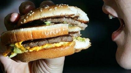 Το πρόχειρο φαγητό συνδέεται με την κατάθλιψη