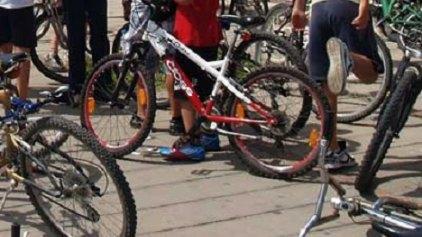 O γύρος της Πεδιάδας με ποδήλατα!