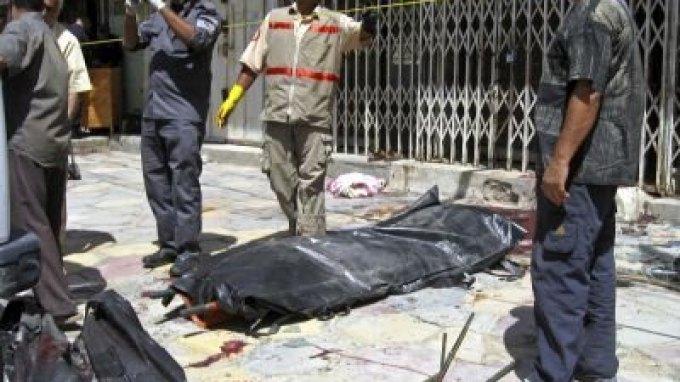 12 νεκροί από έκρηξη στη Βαγδάτη