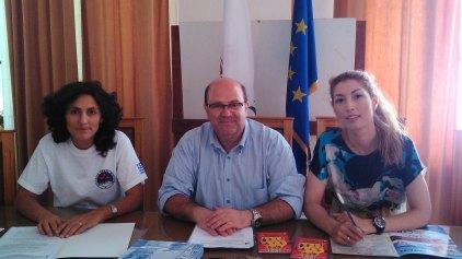 Η Ελληνική Ομάδα Διάσωσης στο 19ο Παιδικό Φεστιβάλ Θεατρικής έκφρασης