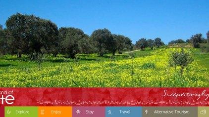 Υποψήφια για e-award η καμπάνια «Incredible Crete»
