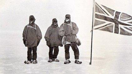 Τα καταφύγια των εξερευνητών της Ανταρκτικής