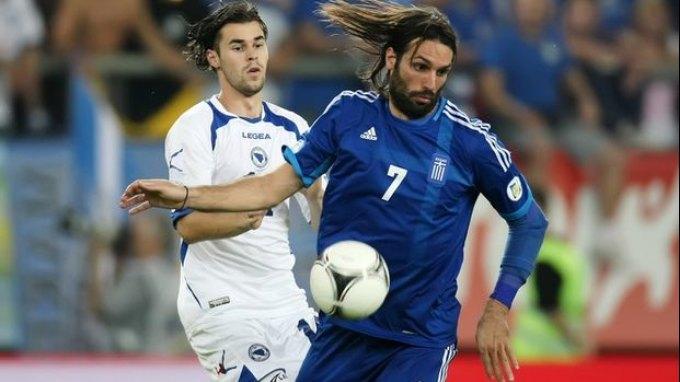Φιλική νίκη 2-0 της Εθνικής Ανδρών κόντρα στην Εθνική Νέων