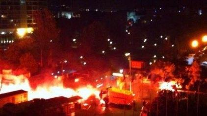 «Βομβαρδίστηκε» από χημικά η Κωνσταντινούπολη, ασύλληπτη αστυνομική βία