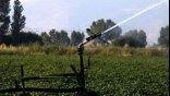 Δελτίο αναγκών νερού άρδευσης των καλλιεργειών