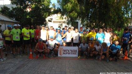 Επιτυχείς και οι δεύτερες αθλητικές εκδηλώσεις στο Καβούσι
