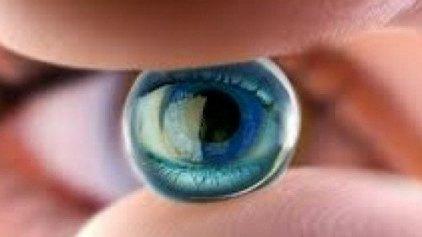Χρησιμοποιώντας για πρώτη φορά φακούς επαφής