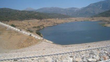 Νερό από τον Αποσελέμη σε δεξαμενές του Ηρακλείου και της Χερσονήσου