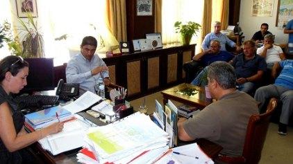 Την επιστροφή του ΦΠΑ στους πληγέντες από τη φωτιά ζήτησε η Δήμαρχος Φαιστού