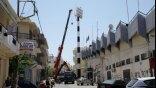 Με γοργούς ρυθμούς προχωρούν τα έργα στο Γεντί Κουλέ